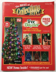 how to get a free collections etc catalog in the mail