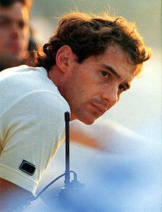 Ayrton Senna. 1993