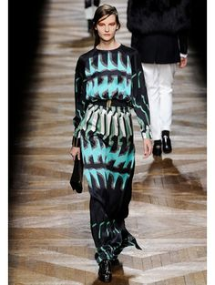 Modetrend winter 2012: grafisch | ELLE