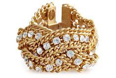 Braided Chain Bracelet on OneKingsLane.com