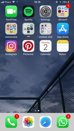 Iphone app design, organize apps on iphone, cute home screens, whats on my Iphone App Design, Iphone App Layout, Tela Do Iphone, Organize Apps On Iphone, Cute Home Screens, Whats On My Iphone, Best Iphone, Iphone Home Screen Layout, Mobile App