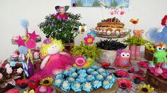Jardim Encantado. Dona Maricota Festas criativas e sustentáveis