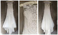 Joy Collection £995  #joycollection #designerweddingdress #prelovedweddingdress #preloved #weddingdressagency #teddington #bride #bridetobe