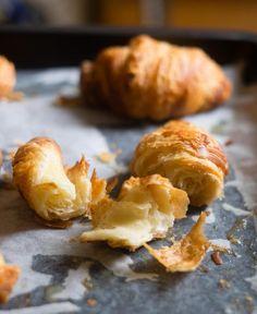 Croissants   Patisserie Makes Perfect