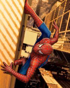 Spiderman Sam Raimi, Spiderman 2002, Amazing Spiderman, Spiderman Marvel, Man Wallpaper, Marvel Wallpaper, Ms Marvel, Captain Marvel, Marvel Comics