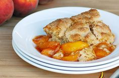 Can't decide between peach cobbler or cake? With this peach cobbler dump cake you don't have to choose.