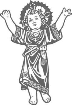 Vector Religious Art for cutting plotter. Other items for sale