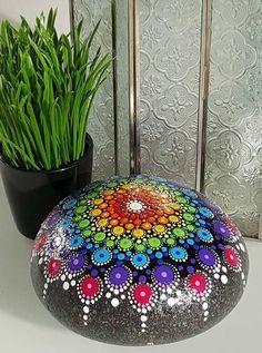 Chakras Mandala de piedra