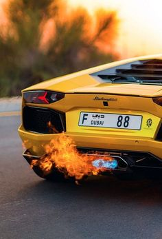Incredibly Hot Supercars Spitting Flames - You are going to want to watch this! #spon #VIDEO