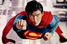 Superman (starring Christoper Reeve), released in 1978