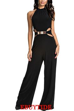 Visit the post for more. Jumpsuit Dressy, Elegant Jumpsuit, Summer Jumpsuit, Jumpsuit Outfit, Black Jumpsuit, Curvy Work Outfit, Designer Jumpsuits, Winter Fashion Outfits, High Collar