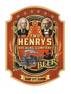 Two Henry's Brewing Co Signs with J.J. Taylor FL
