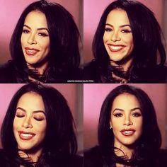 My babe Aaliyah <3