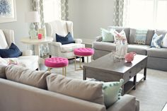 Ft. Worth Living Room | dayme walther