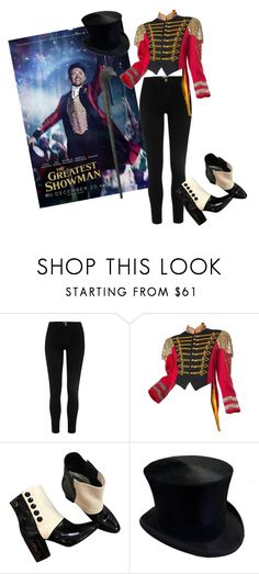 """""""The Greatest Showman"""" by tatertat2003 ❤ liked on Polyvore featuring Chanel"""