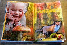 Krea d' IngeN: art-journalling