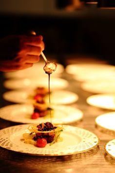 結婚式場写真「専属シェフによるオリジナルの創作フレンチ! レストランウエディングならではの、料理に対するこだわりが詰まってます!」 【みんなのウェディング】