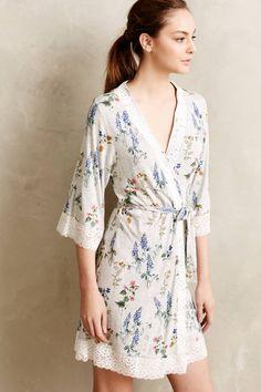 Perennial Garden Robe - anthropologie.com