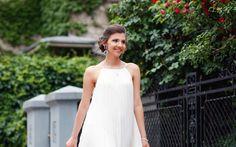 Plisirana haljina: Popularni ljetni trend koji svakoj ženi odlično pristaje