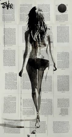 "Saatchi Art Artist Loui Jover; Drawing, ""on sunshine"" #art"