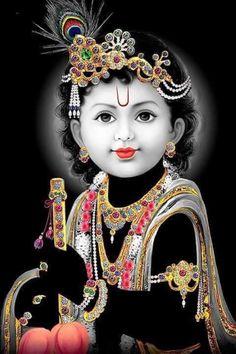 Jay Shree Krishna Little Full Hd Image Sumanth In 2019 Krishna
