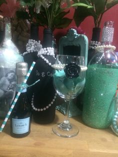 Tiffany theme bridal shower. JSO creations