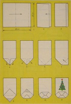 Diy Paper Bag, Paper Gift Bags, Paper Gifts, Diy Gift Box, Diy Box, Diy Gifts, Christmas Gift Wrapping, Christmas Diy, Diy Envelope