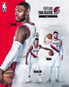 Texas Tech Basketball, Basketball Art, Ui Ux Design, Minimalist Poster Design, Nba Pictures, Sports Graphic Design, Sports Graphics, Sports Wallpapers, Trail Blazers