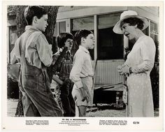 "RARE to Kill A Mockingbird 1963 Original 8x10 Photo Still Mary Badham ""Scout"" 