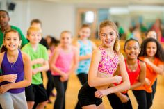 Saturday Synergy Dance® courses for children launch at Guildford Spectrum.