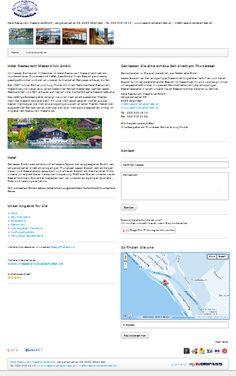 Hotel, Oberhofen, Restaurant, Thunserseehotel, Restaurant am See, Fisch und Steak