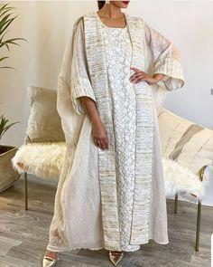 Modesty Fashion, Abaya Fashion, Skirt Fashion, Fashion Dresses, Mode Kimono, Mode Abaya, Iranian Women Fashion, Tunic Designs, African Fashion Designers