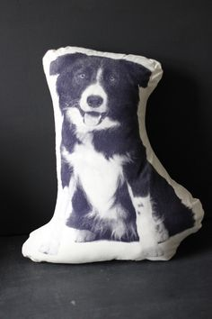Sheepdog Cushion - Areaware - Shop at www.aprilandthebear.com Gifts For Her, Best Gifts, Candle Holders, Cushion, Throw Pillows, Shop, Christmas, Navidad, Cushions