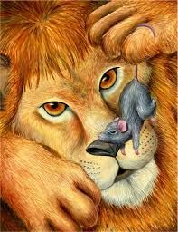 Cerita The Lion And The Mouse : cerita, mouse, Mouse...Research, Ideas, Mouse,, Drawings,, Drawing, Lessons