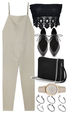 """""""Untitled #7597"""" by nikka-phillips ❤ liked on Polyvore featuring Base Range, TIBI, AllSaints, Burberry and ASOS"""