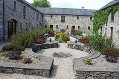 Meditation Garden in Dublin, Ireland