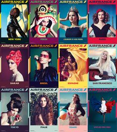 Air France Has A New Ad Campaign And It's Beautiful - Airows
