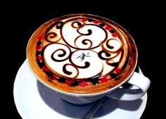 .·:*¨¨*:·.Coffee ♥ Art.·:*¨¨*:·. ❤ Coffee Coffee ✯ ♥ ✯ ♥ C(_) •♥•✿ڿ(̆̃̃• ✯ ♥ ✯ ♥ ;-)
