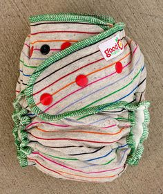 The family I nanny for uses these and I love them! Cloth diapers are better for your babies health (disposables contain a toxic called Dioxin), enviornment (a single disposable diaper may take 250-500 years to decompose) and cost efficient! The cost of cloth diapering is about one-tenth the cost of buying disposables. And you can reuse them for each child so your savings go up even more. IT JUST MAKES SENSE PEOPLE!