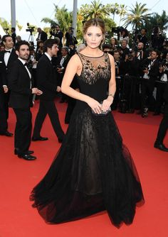 Pin for Later: Seht all' die traumhaften Roben beim Filmfest in Cannes Tag 6: Mischa Barton