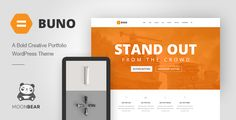 Buno - Responsive Portfolio WordPress Theme  -  https://themekeeper.com/item/wordpress/buno-responsive-portfolio-wordpress-theme