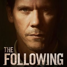 The Following... I can not wait for the next weeks's episode... Love this drama in a freaky way!!!