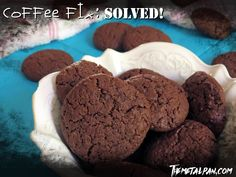 Coffee Fix Solved - the best thing to dip in your coffee after oreos.
