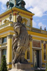 Wilanów -pałac