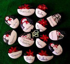 Risultati immagini per frasi natalizie sui sassi