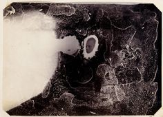 "Dr. William J. Pierce, ""Spirit Photographs"" (1903)   photograph   gelatin silver print    Source: http://www.sfmoma.org/explore/collection/artwork/114917#ixzz1jHIrFzyy   San Francisco Museum of Modern Art"