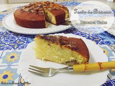 Torta de Banana – Banana Cake