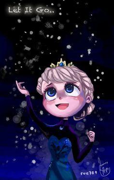 Frozen~ Let It Go