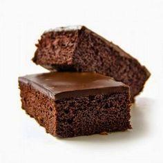 """Sweets from the Earth"" vegan chocolate fudge cake Greek Sweets, Greek Desserts, Gluten Free Chocolate Cake, Chocolate Fudge Cake, Vegan Chocolate, Vegan Sweets, Sweets Recipes, Chocolates, Savarin"