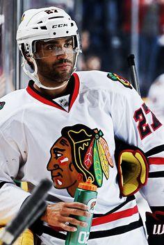 Johnny Oduya - Chicago Blackhawks